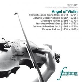 Angel of Violin