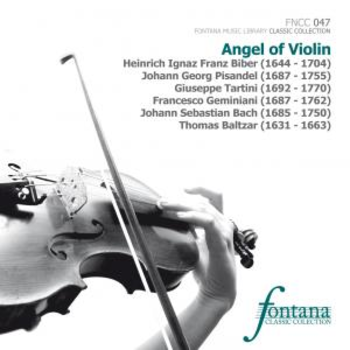Angel of Violin
