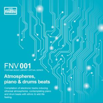 FNV001 - Atmospheres, piano & drums beats