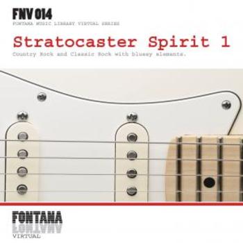 Stratocaster Spirit 1