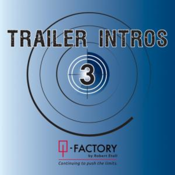 Trailer Intros 3 - Textures & Impressions