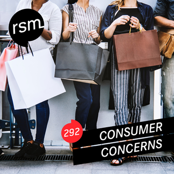 RSM292 Consumer Concerns