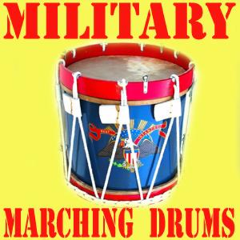 Military Marching Drums