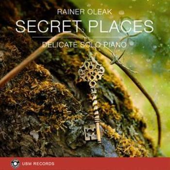 UBM2333 Secret Places - Delicate Solo Piano