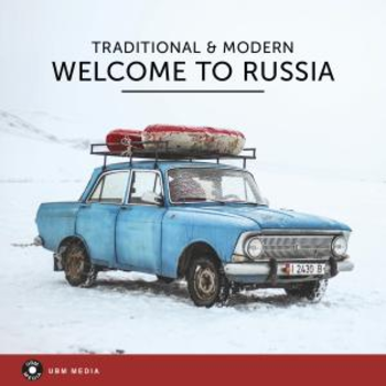 UBM2292 Welcome To Russia - Traditional & Modern