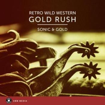 UBM2300 Gold Rush - Retro Wild Western