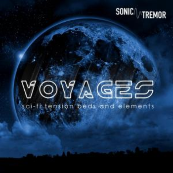 Voyages - Sci-Fi Tension Beds and Elements