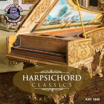 KAT1645 Harpsichord Classics