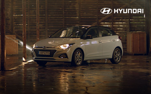 "Hyundai i20 ""Bath Tub"""