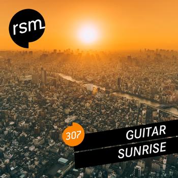 RSM307 Guitar Sunrise