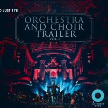 Orchestra & Choir Trailer Vol.1