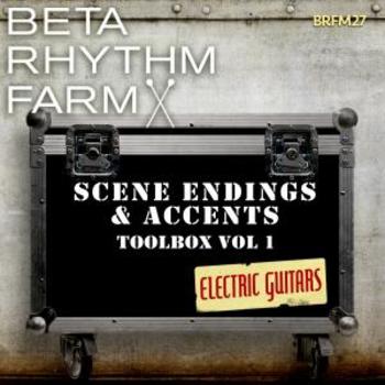 BRFM027 - Scene Endings & Accents Toolbox Vol 1 Electric Guitars BRFM27