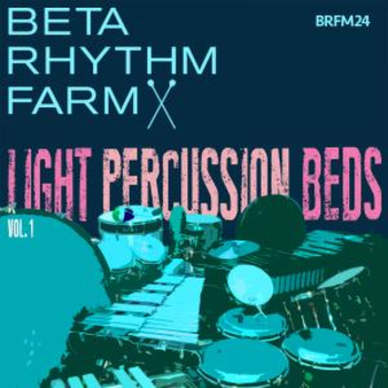 BRFM024 - Light Percussion Beds Vol.1