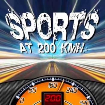 SPORTS AT 200 KMH