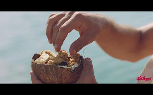 "Kellogg's Crunchy Muesli - Breakfast Rules ""Castaway"""