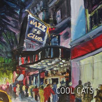 MAM052 Cool Cats