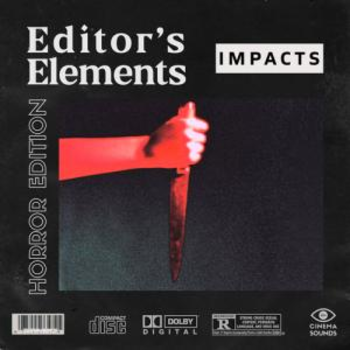 Sound Design Vol 1 Impacts