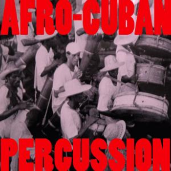 Afro Cuban Percussion