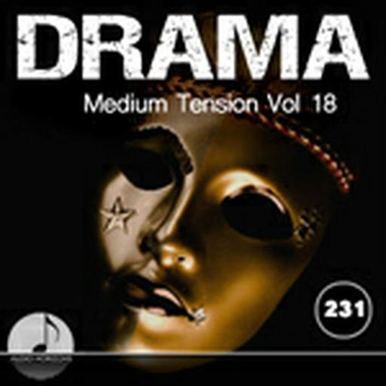 Drama 231 Medium Tension Vol 18 Pulsing, Electronic, Dangerous