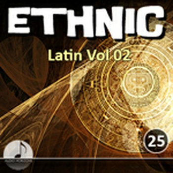 Ethnic 25 Latin Vol 02