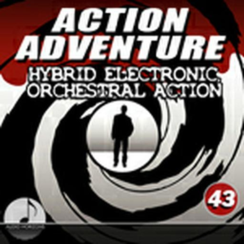 Action Adventure 43 Hybrid Electronic Orchestral Action