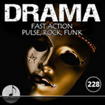 Drama 228 Action Fast Pulse, Rock, Funk