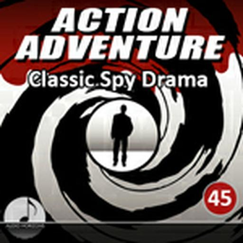 Action Adventure 45 Classic Spy Drama