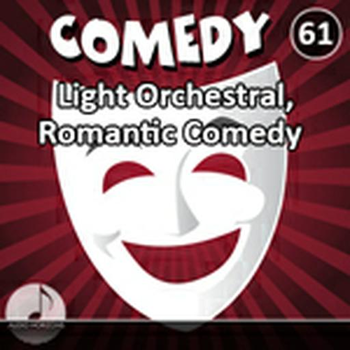 Comedy 61 Light Orchestral, Romantic Comedy