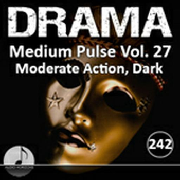 Drama 242 Medium Pulse Vol 27 Moderate Action, Dark