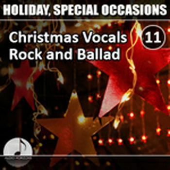 Holiday, Special Occasions 11 Christmas Vocals, Rock And Ballad
