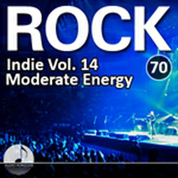 Rock 70 Indie Vol 14 Moderate Energy
