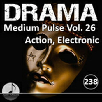 Drama 238 Medium Pulse Vol 26 Action, Electronic