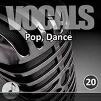 Vocals 20 Pop, Dance