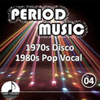 Period Music 04 1970s Disco,1980s Pop Vocal