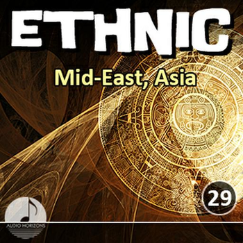 Ethnic 29 Mid-East, Asia