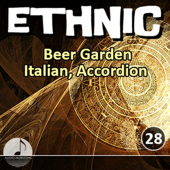 Ethnic 28 Beer Garden, Italian, Accordion