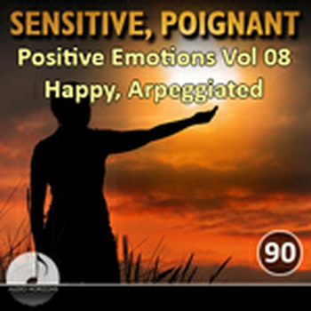 Sensitive Poignant 90 Positive Emotions Vol 08 Happy, Arpeggia