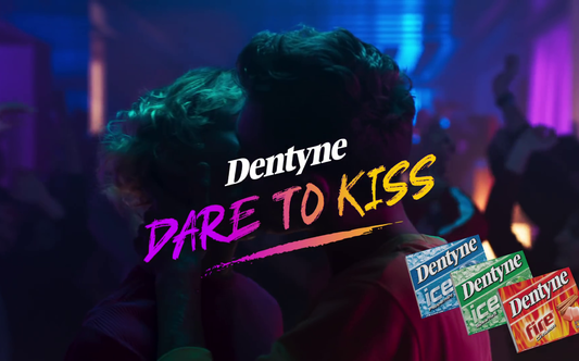 Dentyne - Dare To Kiss
