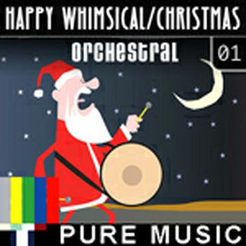 Happy Whimsical (Orchestral) Christmas 01