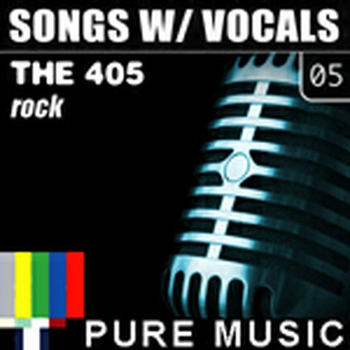 Songs W Voc The 405 (Rock)
