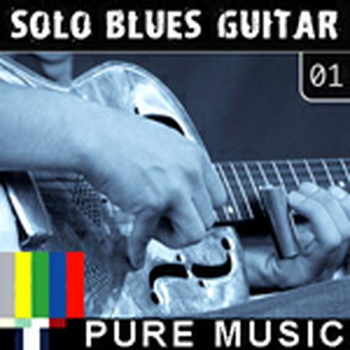 Solo Blues Guitar 01