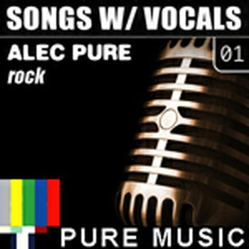 Songs W Voc Alec Pure (Rock)