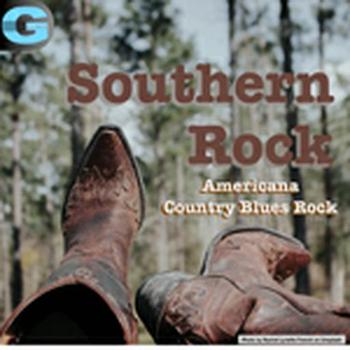 Southern Rock - Americana Country Blues Rock