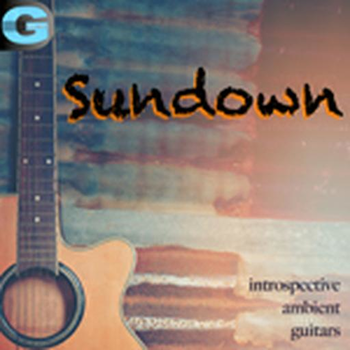 Sundown Introspective Ambient Guitars