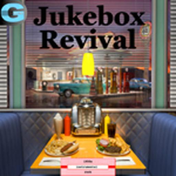 Jukebox Revival 1950s Intstrumental Rock