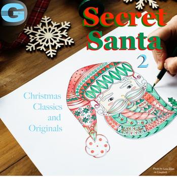 Secret Santa 02 - Classic And Original Christmas Songs