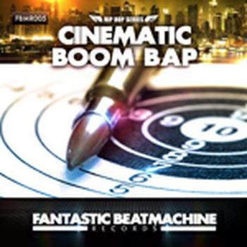Hip Hop 1 - Cinematic Boom Bap