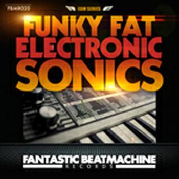 EDM 7 - Funky Fat Electronic Sonics