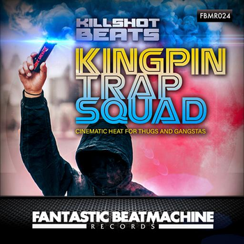 Hip Hop 16 - Kingpin Trap Squad