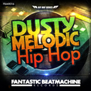 Hip Hop 12 - Dusty Melodic Hip Hop